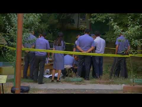 Во дворе многоэтажки найден труп молодой девушки