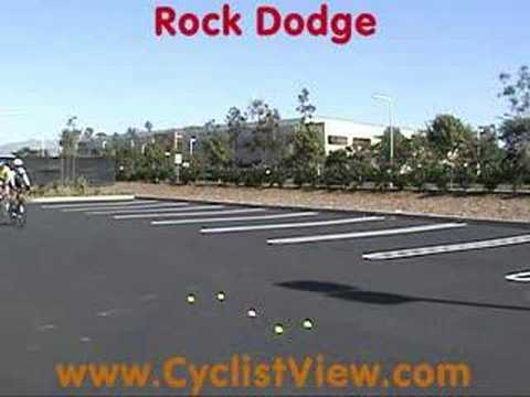 Bike Control Drills - Bike Ed Road I Course
