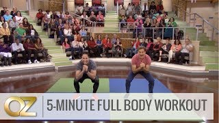 5-Minute Full Body Workout