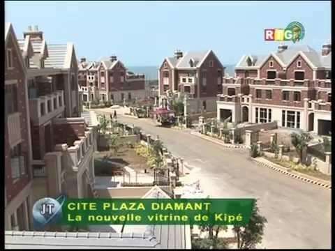 Plaza Diamant. La nouvelle Vitrine de Kipé
