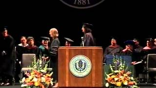 UConn School of Fine Arts Commencement 2014