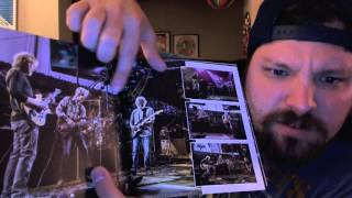 Fare Thee Well Box Set Cd Blu-Ray Unboxing Grateful Dead
