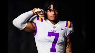 LSU Ja'Marr Chase Highlight Video *Forget That (Lil Baby)*