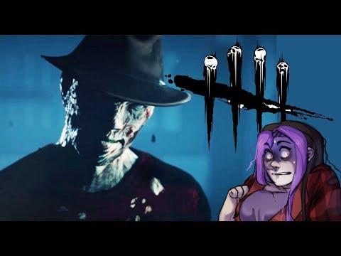 READY FREDDY GO! | DBD Nightmare On Elm Street DLC