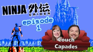 "Ninja Gaiden - ""West Virginia Ninja"" - #1: Couch Capades (Let"