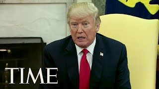 Trump Sees Progress In Possible North Korea Talks With US: 'I'd Like To Be Optimistic' | TIME