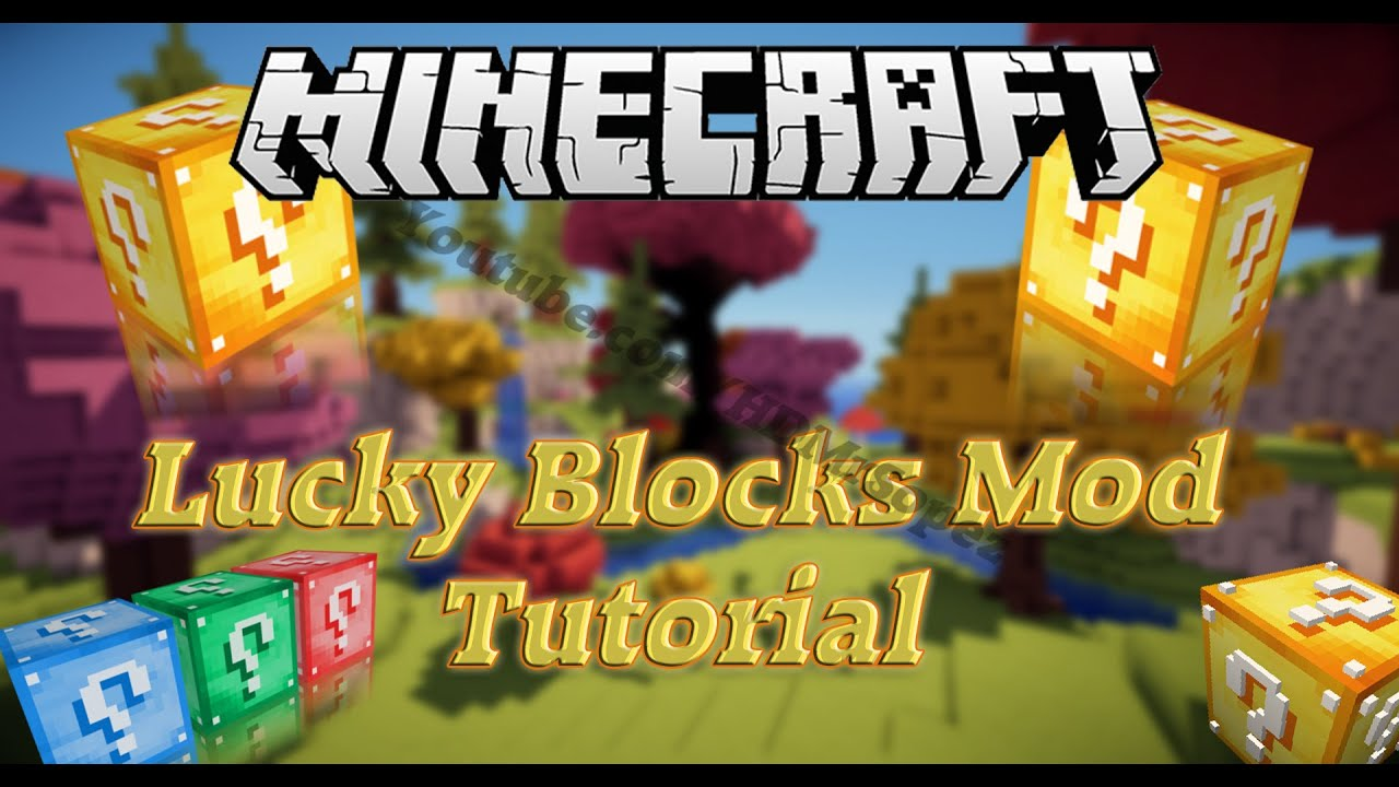 minecraft xbox 360 mod download lucky block