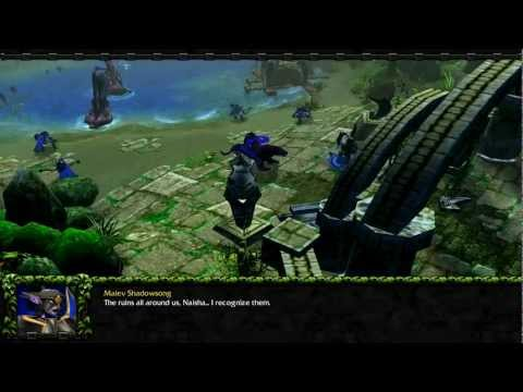 09 - The story of Warcraft III: The Frozen Throne (2003) - Terror of the Tides HD