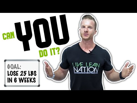 How Fast Can I Lose 25 Pounds