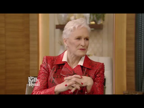"Glenn Close on Reprising Her ""Sunset Boulevard"" Role"