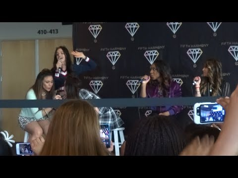 Fifth Harmony Cover Red by Taylor Swift & Honeymoon Avenue by Ariana M&G - Grand Prairie TX 02/17/14