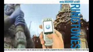 Portal Wap Spot Discovery Channel Mobile Latam