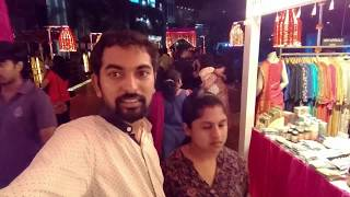 TOP mall in chennai  | Phoenix MarketCity | Deepavali Celebration 2017| Started