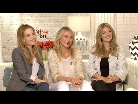 Episode 8: The Other Woman, Cameron Diaz, Leslie Mann, Kate Upton | Inside Entertainment℠ TV