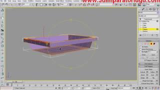 3DS MAX -  Mutfak Modelleme BÖLÜM 1