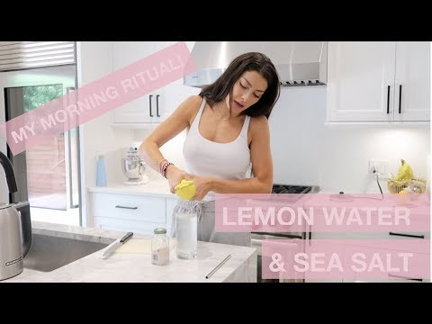 WTF is so great about Lemon Water?!?