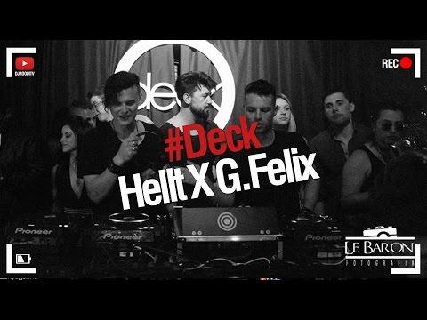 DJ Room #Deck | Hellt X G.Felix