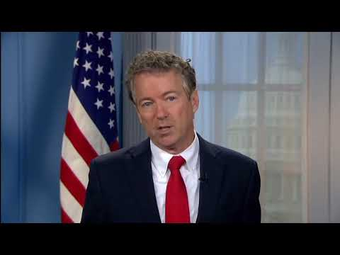 Rand Paul REFUSES To Overspend Like Democrats and Republicans