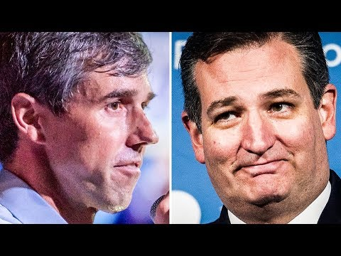 Texas Officials Say Voting Machines Switching Votes From Beto To Cruz, But They Don't Care