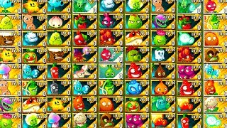 The Best Mix Free vs Premium Plants in Plants vs Zombies 2 Gameplay Walkthrough