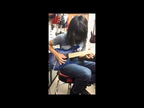 Shredding in Leitz music!!!