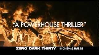 Zero Dark Thirty: Maya Mission