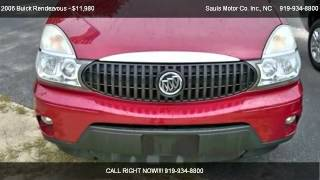 2006 Buick Rendezvous CX - for sale in Smithfield, NC 27577