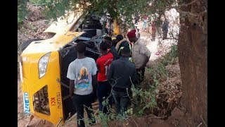 DETAILS: What occasioned Mwingi accident that killed nine pupils