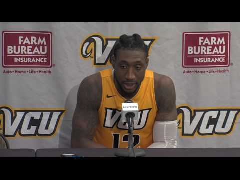 VCU Players Post Game vs Richmond