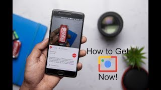 Get Google Lens on any Android!!