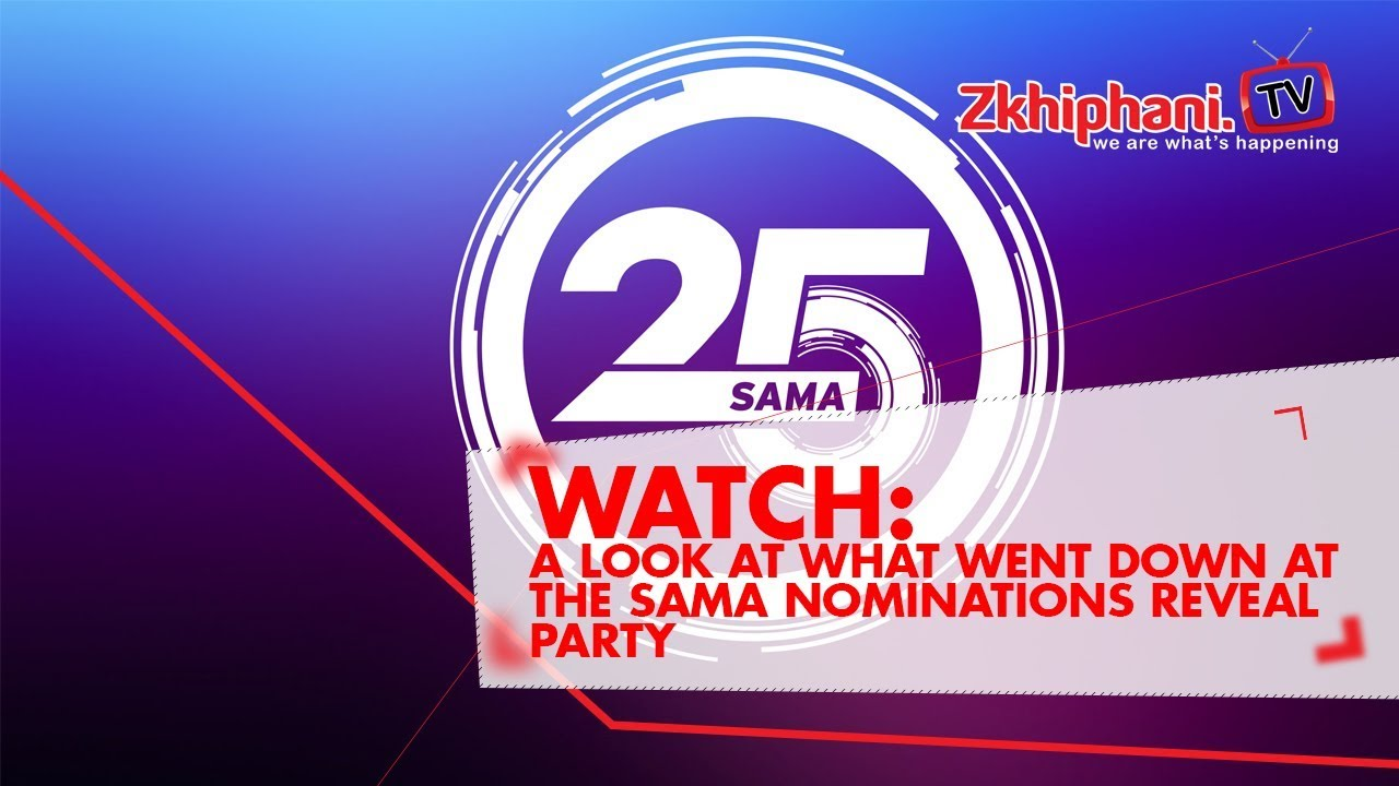 Chit Chat With 2019 Sama Nominees