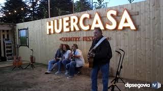 Más de 12.000 personas asisten al Huercasa Country Festival