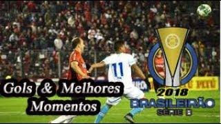 Brasil de Pelotas 1 x 1 Avaí - Gols & Melhores Momentos Brasileirão Serie B 2018 21ª Rodada