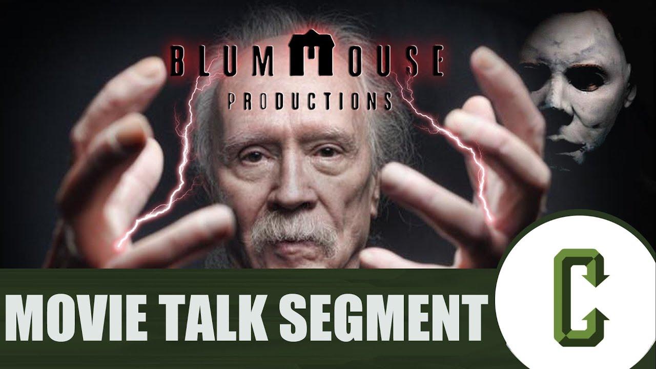 Blumhouse And John Carpenter Team On New Halloween Movie , Collider