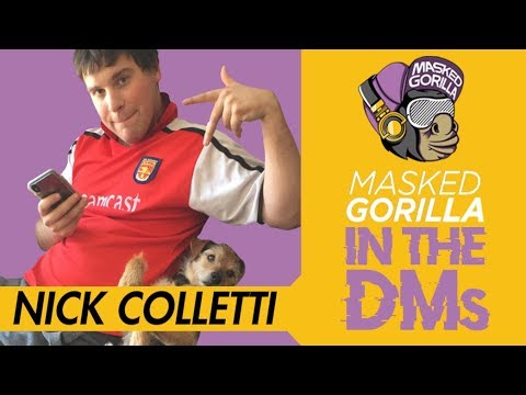Nick Colletti Goes 'In The DMs' w/ Masked Gorilla
