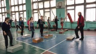 Урок физкультуры 11 класс ГБОУ
