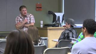 SUNY Cobleskill Campus Interview: Erik Burke