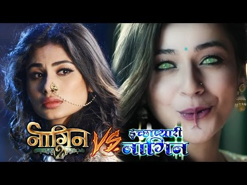 Naagin 2 V/s Iccha Pyaari Naagin | Shivanya V/s Iccha - BIG FIGHT