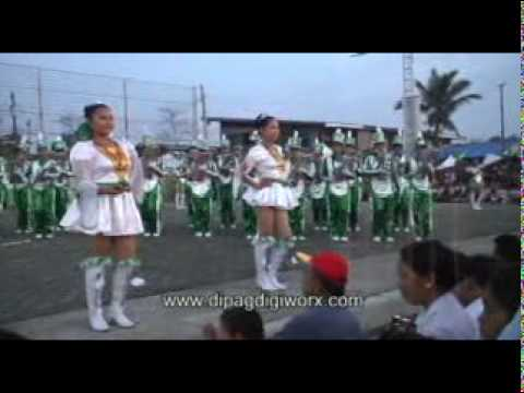 Zamboanga del Norte National High School - 2nd Place - Parade Band Competition 2009