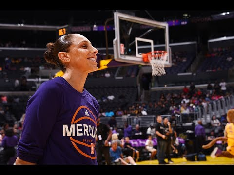 Diana Taurasi passes Tina Thompson as WNBA's all-time leading scorer
