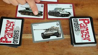 Panzer Orders Tank Battles - Special Solitaire Scenario