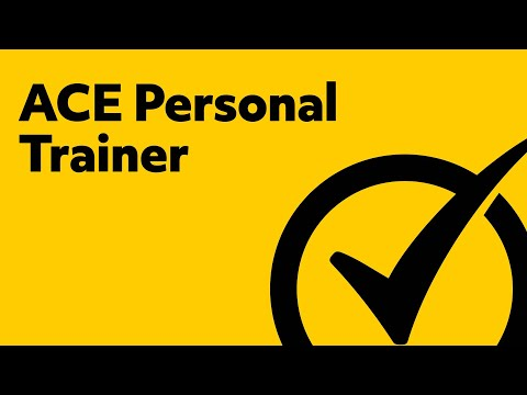 Free In-depth ACE Personal Trainer Study Guide