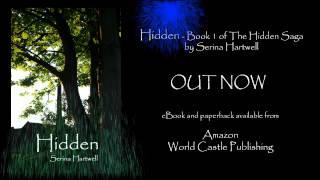 Hidden - Book 1 Of The Hidden Saga Release - April 15th