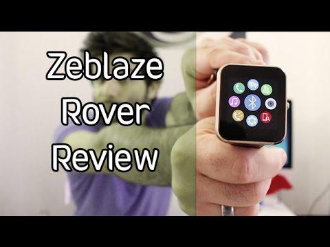 Zeblaze Rover Smartwatch