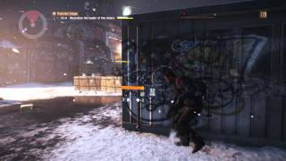The Division - Precinct Siege: Neutralize The Leader of the Rioters ''Ripper'' Bossfight MP5, Pulse