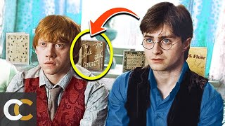 Персонажи из Гарри Поттера которые не попали в фильмы