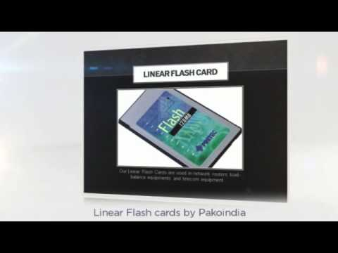 PCMCIA Cards at Pakoindia,Pune