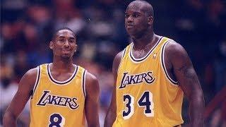 Kobe Bryant & Shaquille O'Neal - Brotherhood