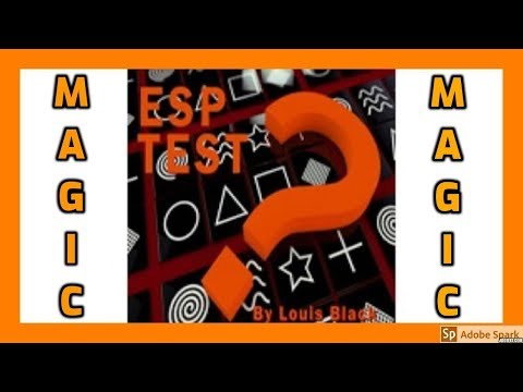 ONLINE MAGIC TRICKS TAMIL I ONLINE TAMIL MAGIC #327 I ESP TEST from LOUIS BLACK