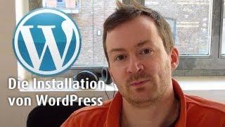 Installation: WordPress installieren Schritt für Schritt